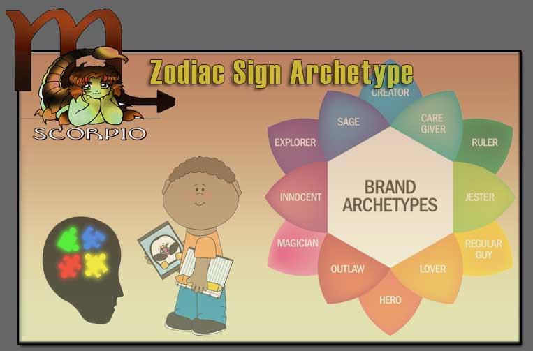 Scorpio Archetype, Zodiac Sign Archetype